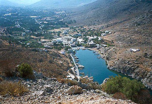 Travel to Kalymnos Photo Gallery  -  VATHIS